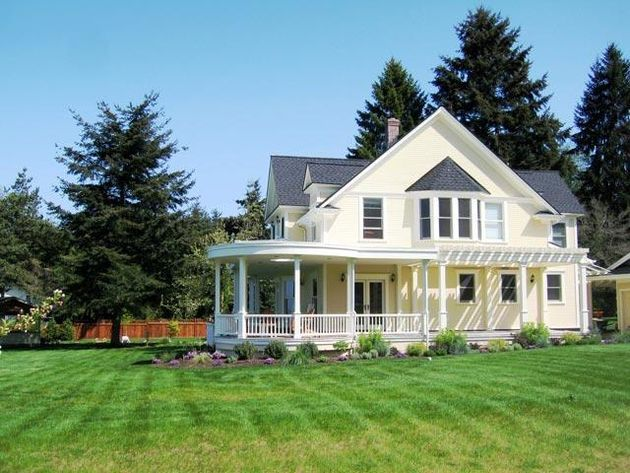 62 best images about farm house 4 me on pinterest queen anne old houses and victorian - Old farmhouse house plans model ...