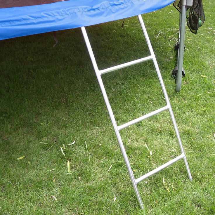 25+ Best Ideas About Trampoline Ladder On Pinterest