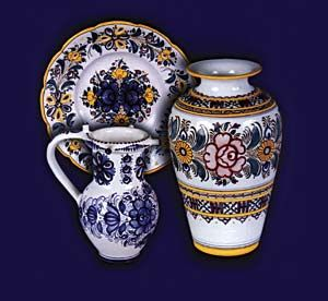 Modra ceramics (traditional slovak ceramics)