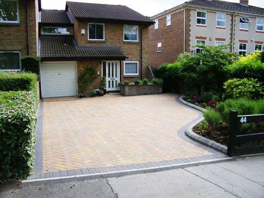 best 20+ block paving ideas on pinterest | block paving driveway ... - Driveway Patio Ideas