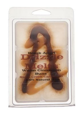Swan Creek Drizzle Melts- Warm Cinnamon Buns by Swan Creek Candle #Swan #Creek #Drizzle #Melts #Warm #Cinnamon #Buns #Candle