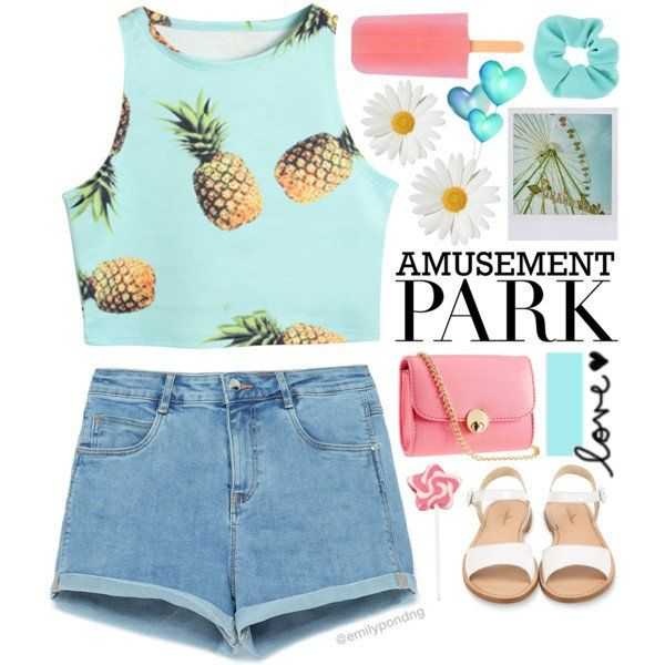 what to wear to theme park 10