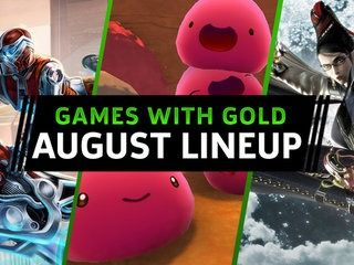 Free Xbox One/360 Games With Gold Titles For August 2017 Revealed