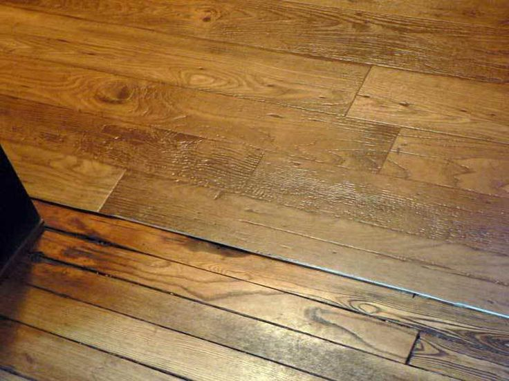204 Best Images About Floors On Pinterest Wood Stamped