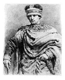 Portret Władysława Wygnańca