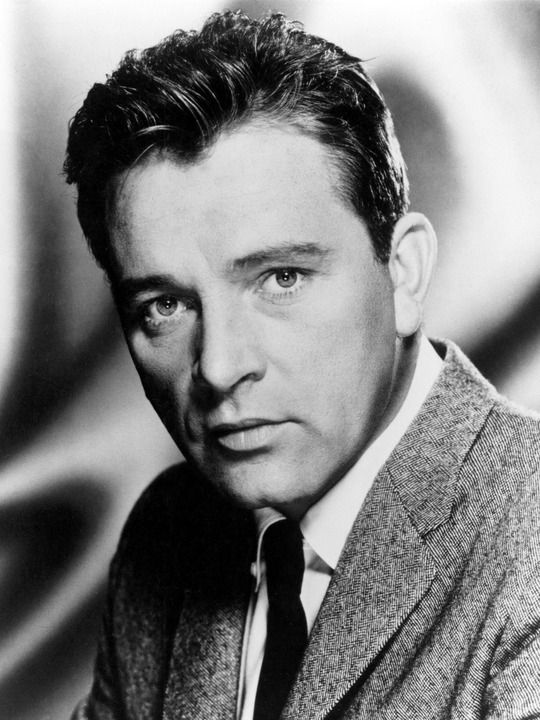 Richard Burton (actor) -- Died August 5, 1984. Born November 10, 1925. Married to Liz twice, father of Kate Burton. Welsh stage and cinema actor noted for his mellifluous baritone voice and his great acting talent. Establishing himself as a formidable Shakespearean actor in the 1950s, with a memorable performance of Hamlet in 1964.