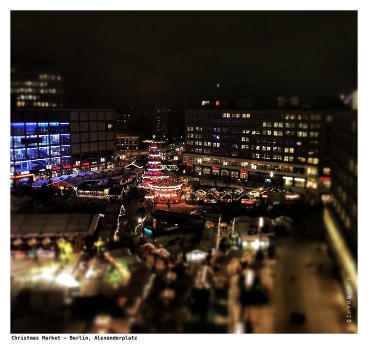 Berlin - Christmas Market 2012