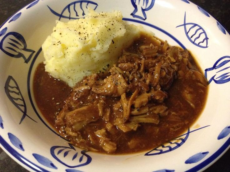 Saucy Pulled Pork |
