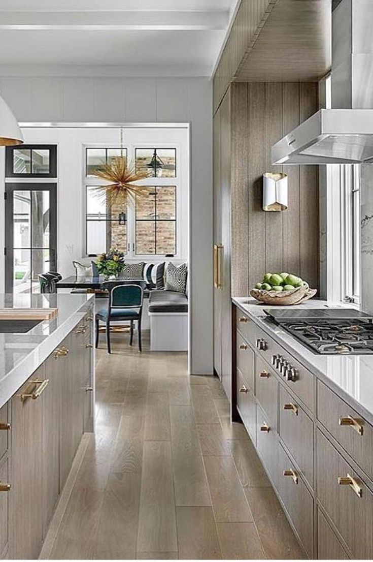 45 Sleek Inspiring Contemporary Modern Kitchen Design Ideas New 2019 Clear Crochet Contemporary Kitchen Design Kitchen Remodel Design Contemporary Modern Kitchen