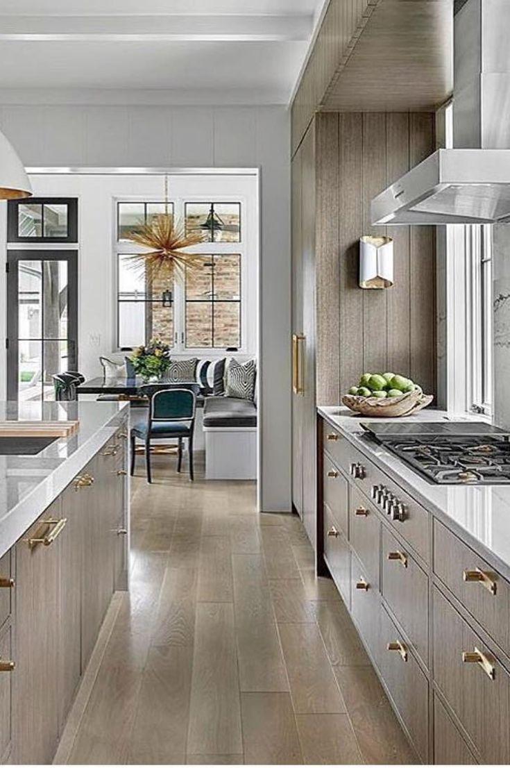 45 Sleek Inspiring Contemporary Modern Kitchen Design Ideas New 2019 Clear Crochet Contemporary Modern Kitchen Contemporary Kitchen Modern Kitchen Design