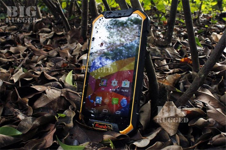 Smartphone, rugged, waterproof, phone RUNBO F1