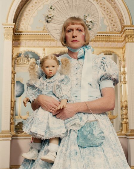 Grayson Perry by Iain McKell