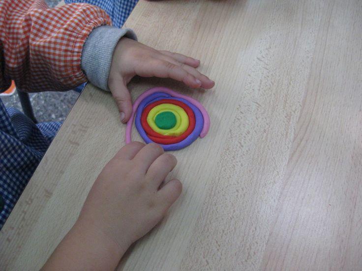 I continuem amb el projecte dels cercles!! Després de les sessions introductòries dels cercles concèntrics vaig presentar imatges reals o...