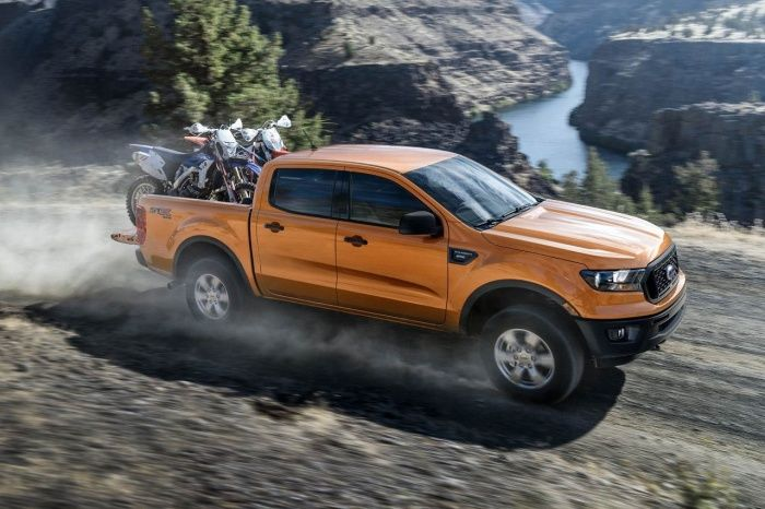 2019 Ford Ranger Am I The Only One Disappointed Gearjunkie 2019 Ford Ranger Ford Ranger 2020 Ford Ranger