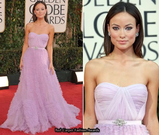 Reem acra olivia wilde dress name with images