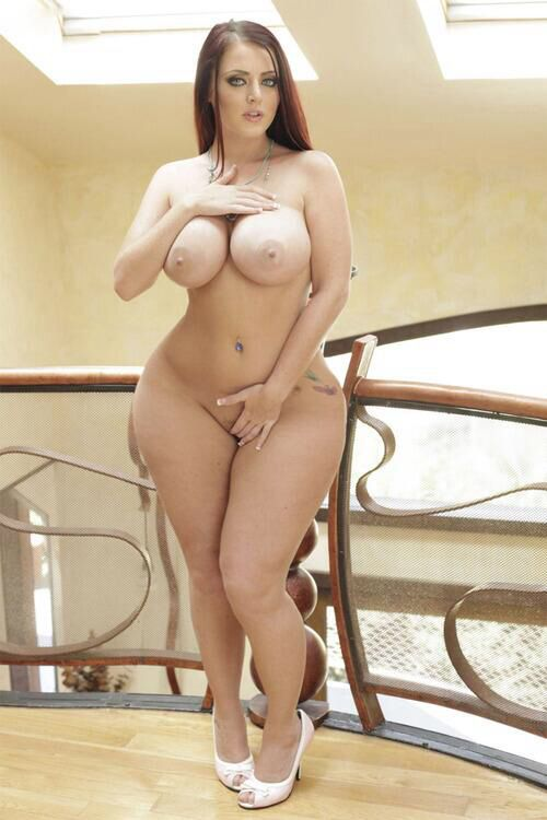 Wide hips nude women boobs natural big