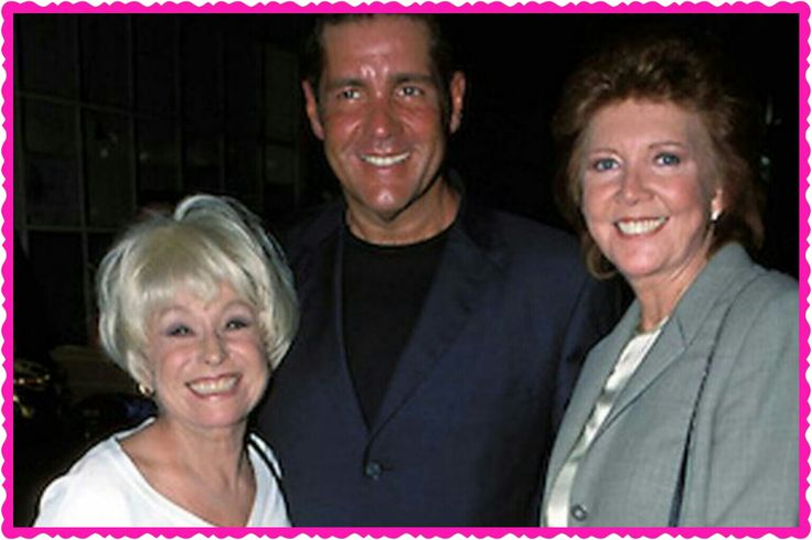 Barbara Windsor, Dale Winton & Cilla Black
