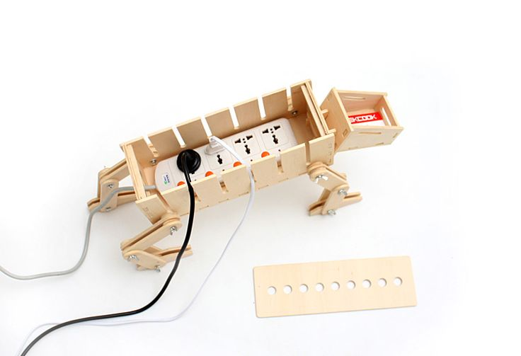 INFMETRY:: DIY Cable Management Holder - Other - Home
