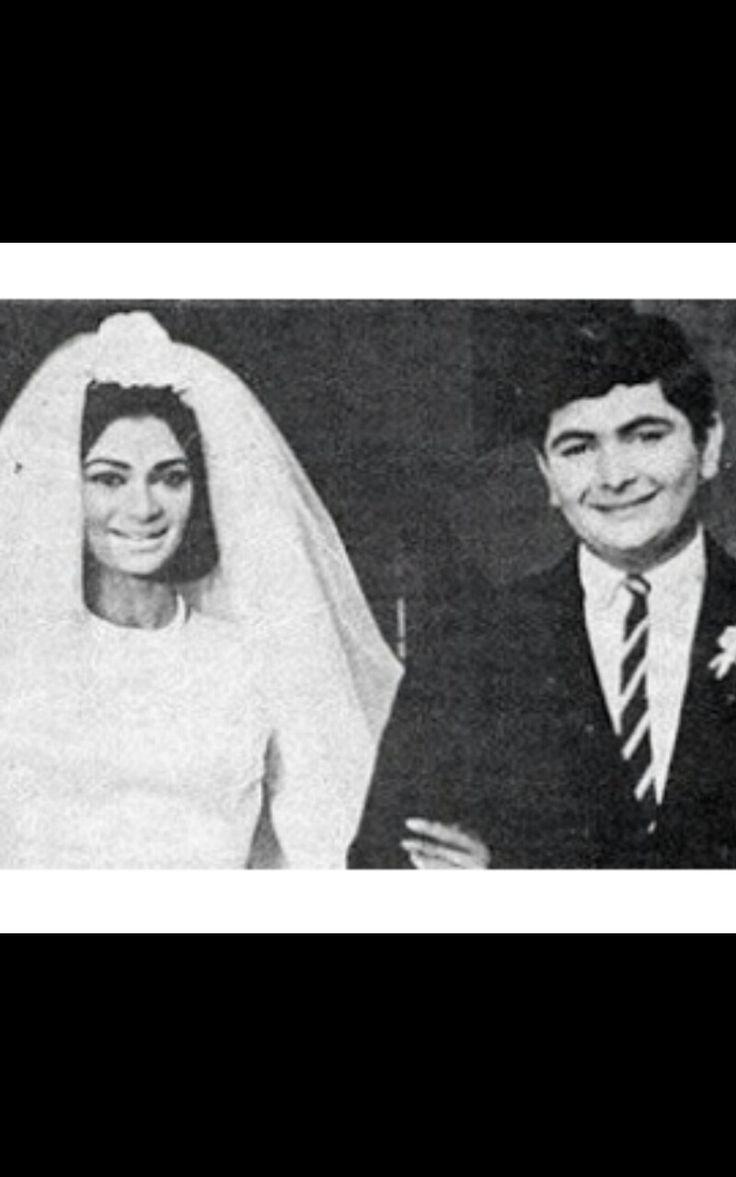 Mera Naam Joker  released on 18th December 1970 / 47 years ago  / Here simi garewal and  Teenager Rishi Kapoor