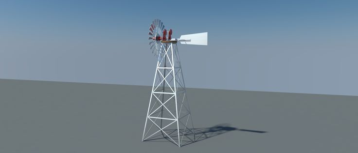 Build your own Windmill (DIY Plans) water aerator, power generation or antenna