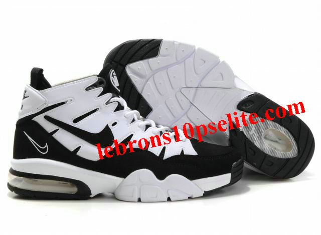 Charles Barkley Shoes - Nike Air Trainer Max 2 94 White/Black