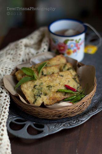 tempe mendoan kemangi, makanan khas dari banyumas, Jawa Tengah #PINdonesia