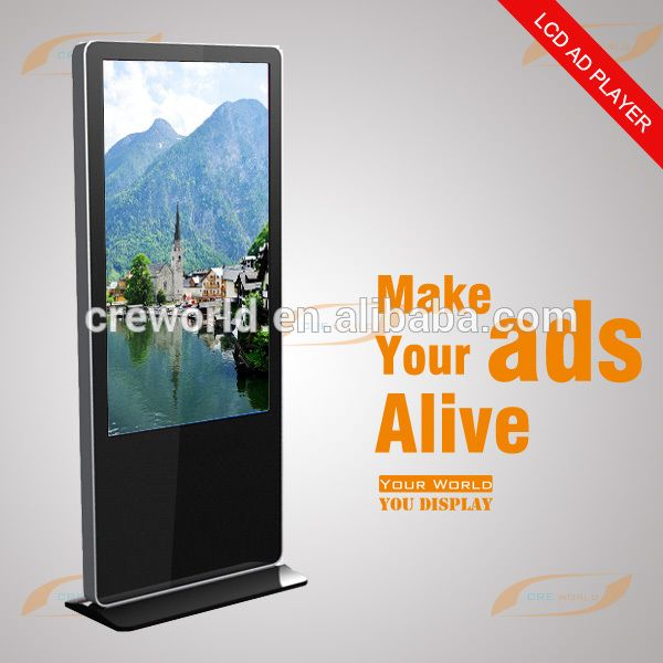 42 inch digital signage player Wifi LCD ad player, View digital signage player, creworld Product Details from SHENZHEN CREWORLD TECHNOLOGY CO., LIMITED on Alibaba.com