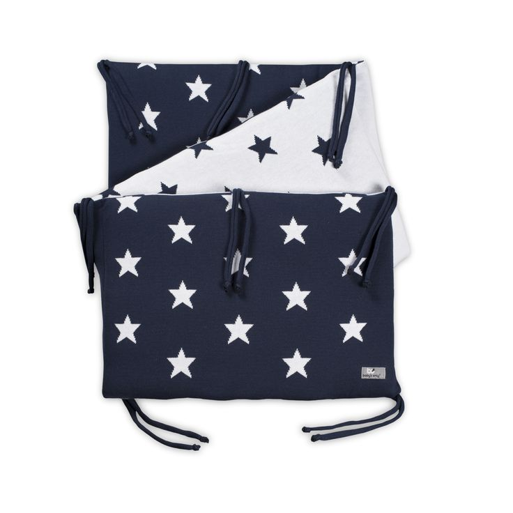 Bumber Star - navy By Baby's Only - www.babysonly.nl