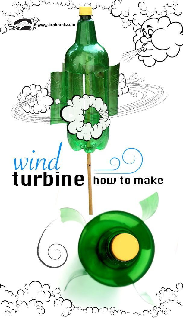 Wind turbine – how to make