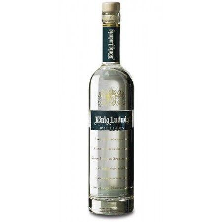 Lantenhammer König Ludwig Williams 40% #Destillerie #Edelbrand #Geschenk #Genuss