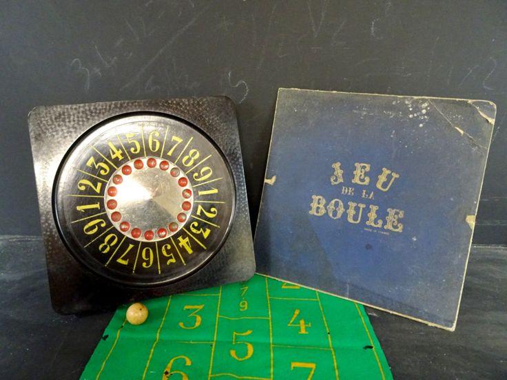 French Gambling Game