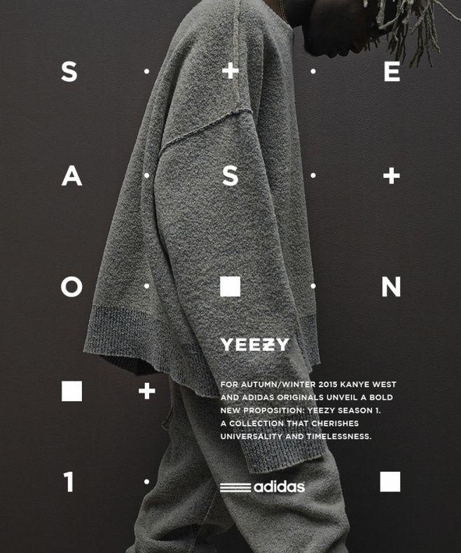 Adidas Originals x K...@夏朵☂采集到你也可以这样玩设计(5284图)_花瓣平面