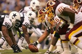 Dallas Cowboys vs Washington Redskins rivalry