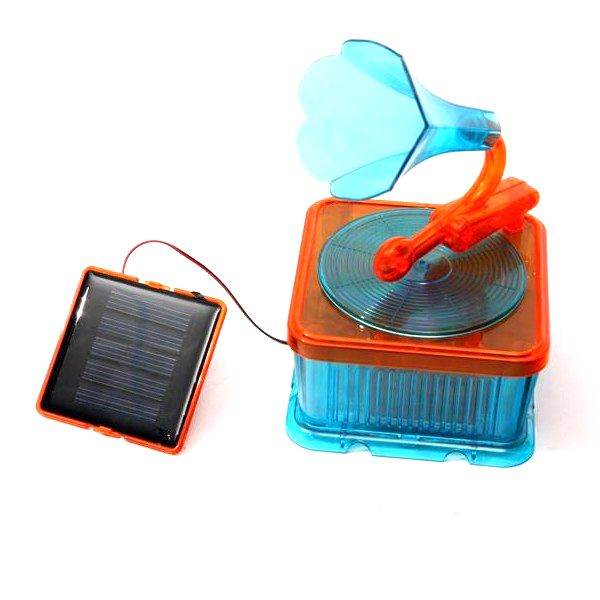 Energy Solar Powered Music Box Toys 284058