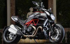 Cool Ducati Diavel Carbon 2017 Wallpaper