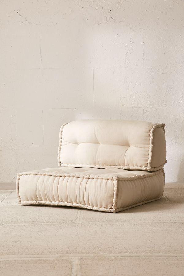 Reema Back Cushion in 2020   Reema floor cushion, Floor ...