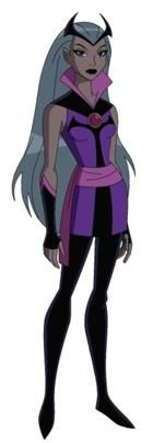 Charmcaster from Ben 10 Ultimate Alien.