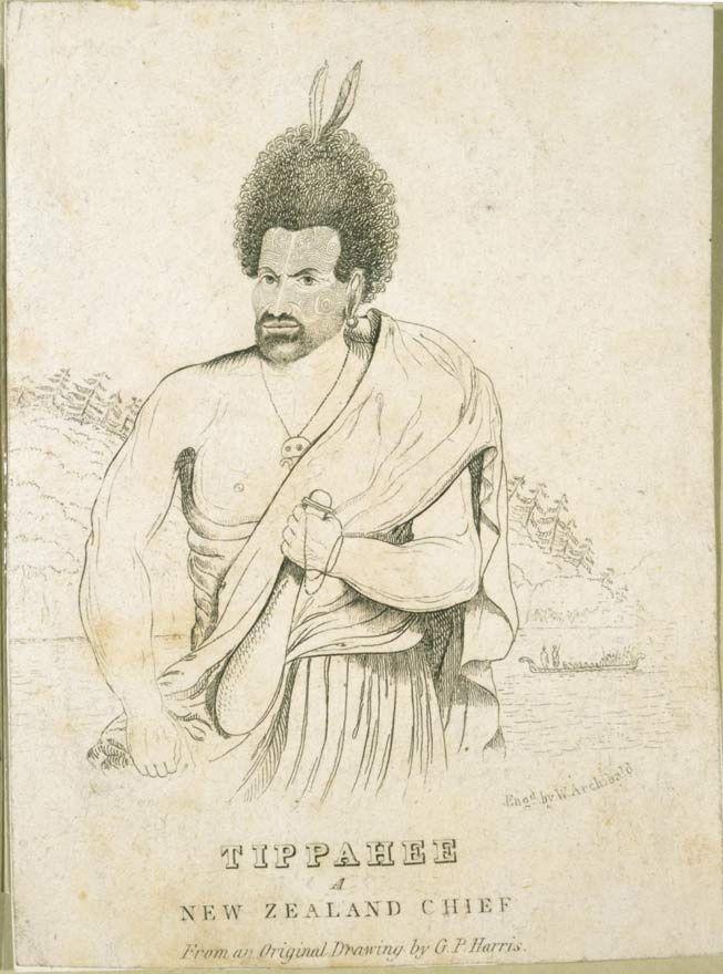 Te Pahi at NZ History.