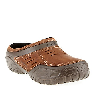 Crocs Men's Yukon Sport Lined Clogs :: Men's Shoes :: Casual Shoes :: FootSmart