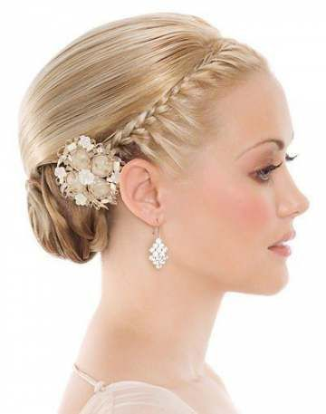 New Wedding Hairstyles Asian Low Buns Ideas -