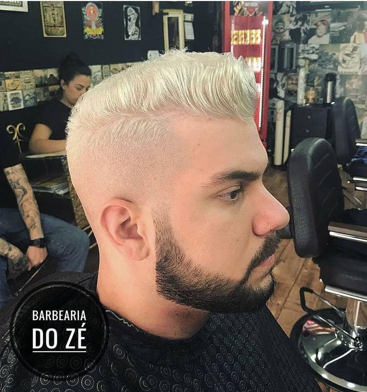 """39 Me gusta, 1 comentarios - Barbearia do Zé  (@barbeariadozee) en Instagram: """"Aquele #platinado de respeito. Obrigada @victorrcl pela confiança e preferência ! . . . . . . .…"""""""