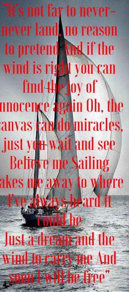 Christopher Cross: Sailing