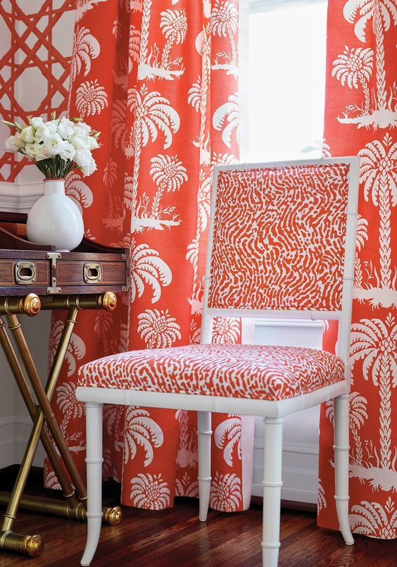 381 best Decorating with Orange images on Pinterest   Guest bedrooms ...