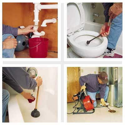 Learn how to clear any clogged drain | Photo: Merle Henkenius | thisoldhouse.com