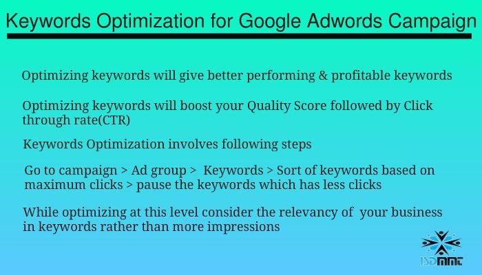 Let's take the #advantage of #Google #AdWords to take your #business to #potential #customer. #Optimizing Google AdWords #campaigns is not like one time step up job it. http://isdmmt.com/pay-per-click-ppc/ #isdmmt