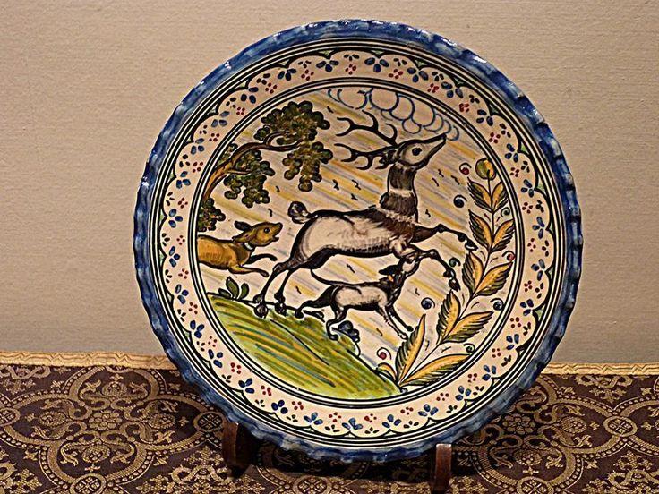 1000 Images About Ceramica De Puente Del Arzobispo On