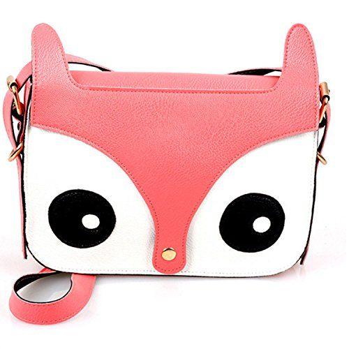 Borsa a spalla a forma di borsetta da Fox TheWin rosa