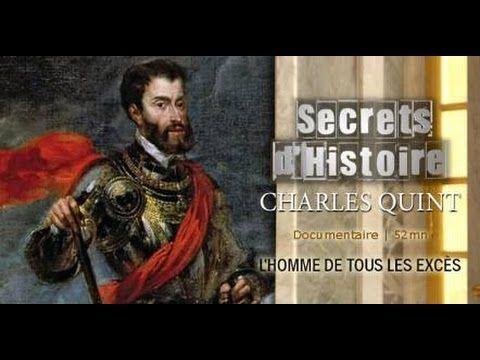 Secrets d'histoire Moi, Charles Quint, maître du monde