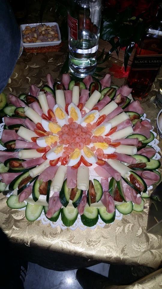 shrimp cake..