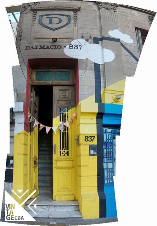 llevamos nuestro encanto a un lindo bar! **Córdoba, Argentina** #VintageCba